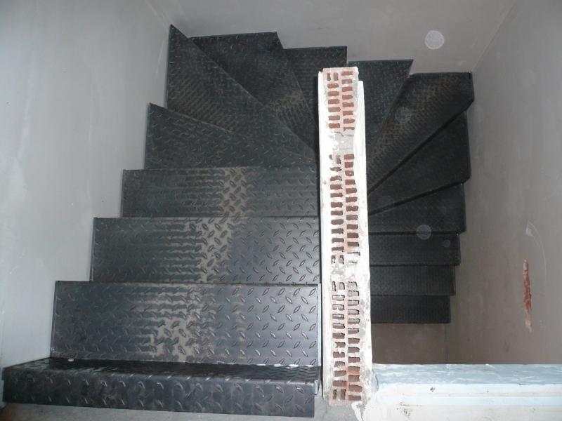 Betere Metalen trap/trappen | Bouwsmederij Noel Bvba OQ-36