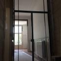 dubbel deur met 1 verticale verdeling