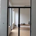 dubbel deur /bovenraam zonder verdelingen