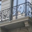 gesmeed balkon
