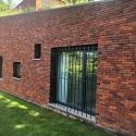 ijzerwerk voor dubbel raam