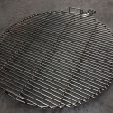 Ronde RVS grill op maat